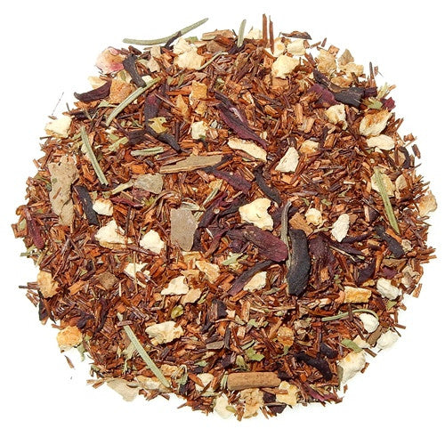 Rooibos Winter Spice Organic loose leaf herbal tea blend
