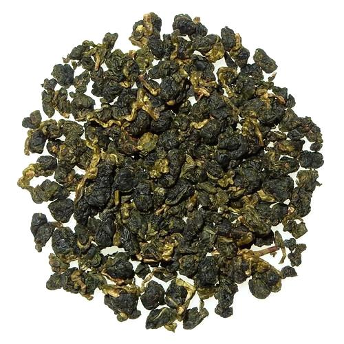Shan Lin Xi Taiwanese loose leaf green oolong tea