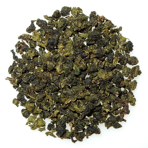 Tie Kuan Yin Green Chinese loose leaf green oolong tea
