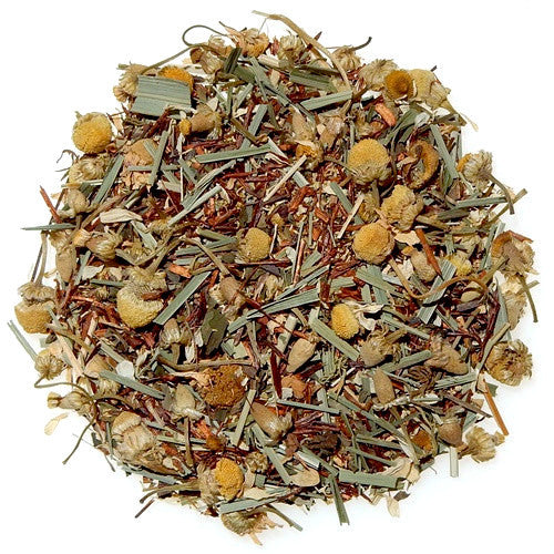 Tranquility Organic loose leaf herbal tea blend