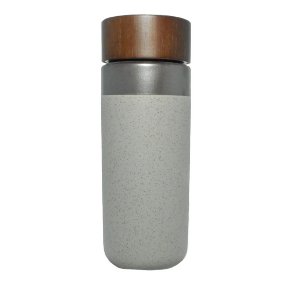 Less Than Zero Ceramic Tumbler (without infuser)