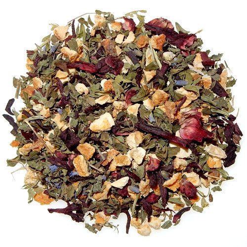 Wu Wei Organic loose leaf herbal tea blend