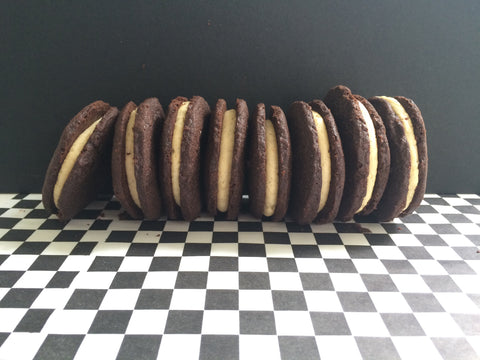 The Tahini wh'oreo Sammies