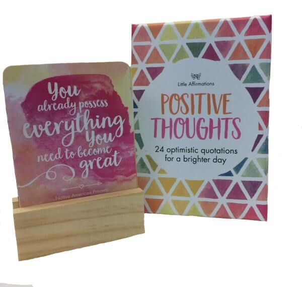 Little Affirmations - Positive Thoughts