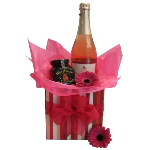 Bubbles and Wild Hibiscus Gift Box