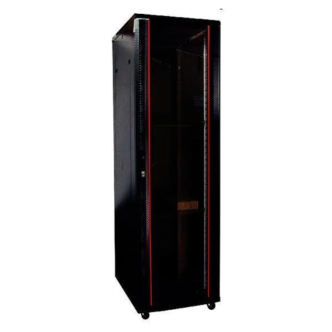 "Coms in a Box 19"" x 42RU x 600mm deep server cabinet"