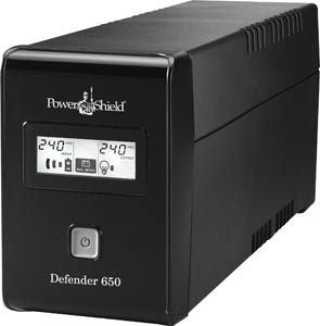 Power Shield Defender 650VA UPS