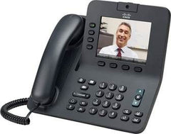 Cisco 8945 IP video phone (dark grey) - refurbished