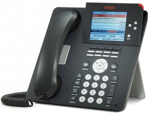 Avaya 9650C Colour IP Desk Phone - Refurbished