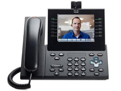 Cisco 9951 IP video phone (black) - refurbished