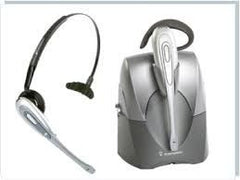 Plantronics CS60 Cordless Dect Headset with Base Refurbished
