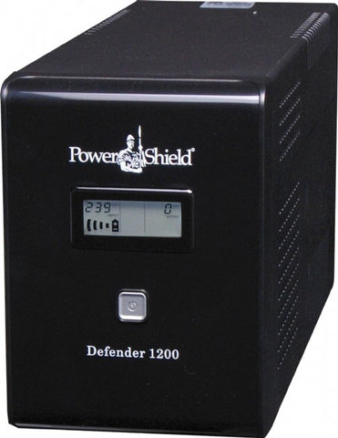 Power Shield Defender 1200VA UPS