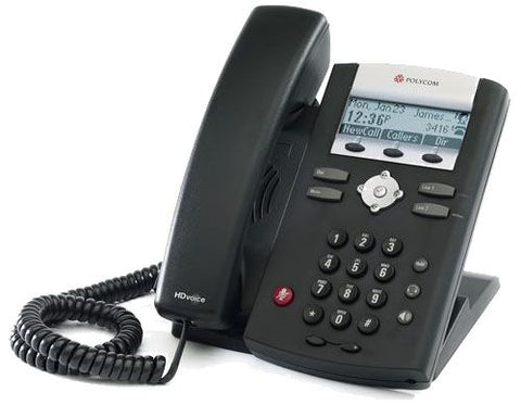 Polycom SoundPoint IP335 IP Phone - Refurbished