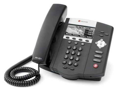 Polycom SoundPoint IP450 IP Phone - Refurbished