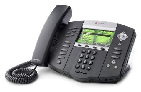 Polycom SoundPoint IP670 Colour IP Phone - Refurbished
