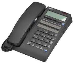 Interquartz Enterprise IQ750 Analogue Phone (Black)