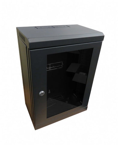 "9RU Mini Cabinets for 10"" Patch Panels"