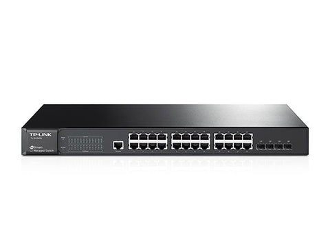 TP-Link 24 PORT 10/100Mbps Desktop Switch - TL-SF1024D
