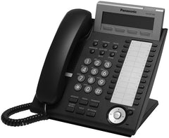 Panasonic KX-DT333 Digital Phone (Black) - Refurbished