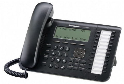 Panasonic KX-NT546 IP Phone (Black) - Refurbished