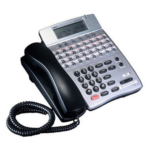 REFURBISHED NEC DTR-32D-1A(BK) PHONE