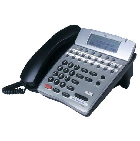 NEC DTR-16D Digital Phone (Black) - Refurbished