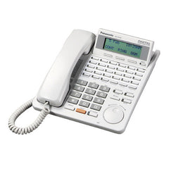 Panasonic KX-T7433 White Phone - Refurbished
