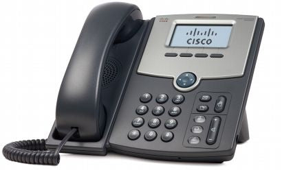 Cisco SPA502G 1 line IP phone - refurbished