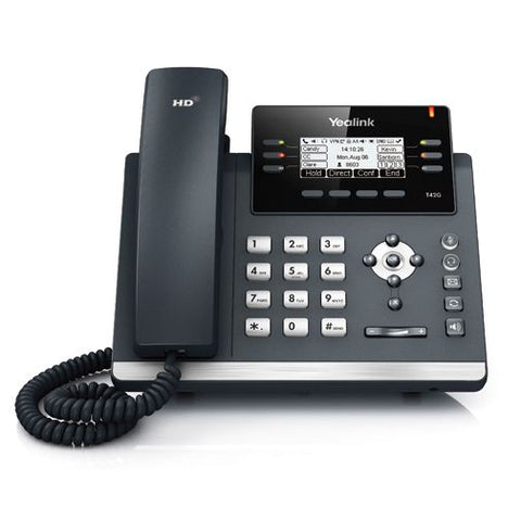 Yealink SIP-T42G Gigabit IP Phone - Refurbished