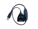 USB Headset Training Adaptor / Splitter