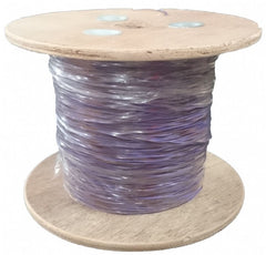Amdex JUMPER WIRE 250M ROLL (Purple/BROWN)