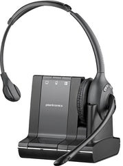 Plantronics W710 Savi 3-In-1 Office Over The Head Monaural DECT Headset