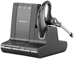 Plantronics W730-M/Lync Savi 3-in-1 Over the ear DECT