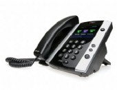 Polycom VVX 500 Gigabit Colour Touch Screen IP Phone - Refurbished