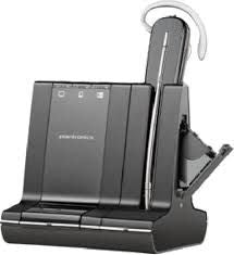 Plantronics W745 Savi 3-In1 Office Convertible DECT Aus -Unlimited Talk Time