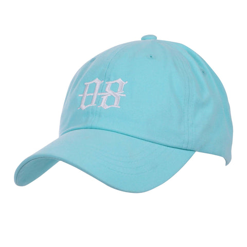 08 Dad Hat (Diamond Blue)