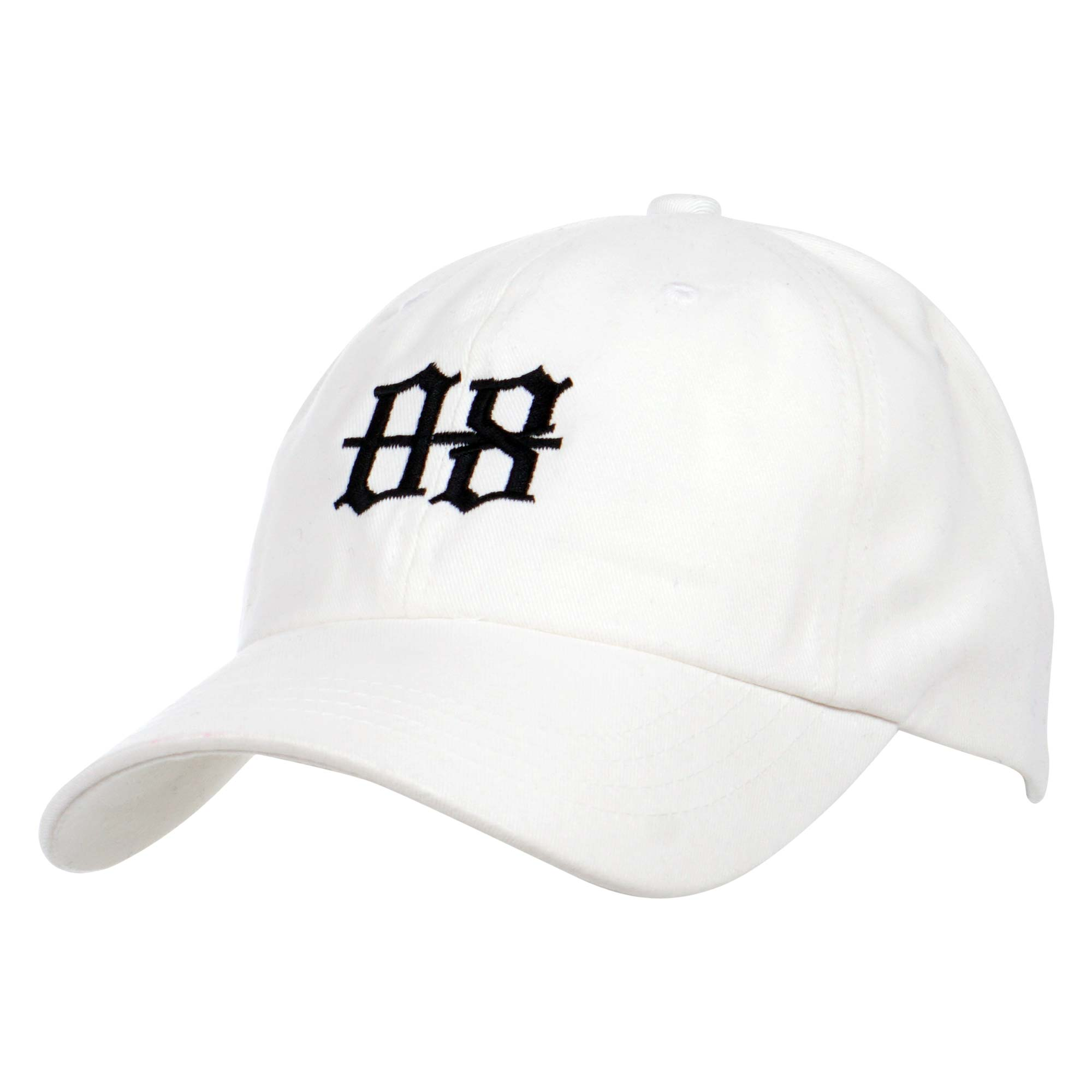 08 Dad Hat (White)