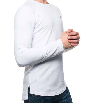 SE1 White Long Sleeve