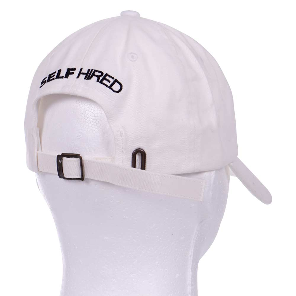 Money Counter Dad Hat (White)