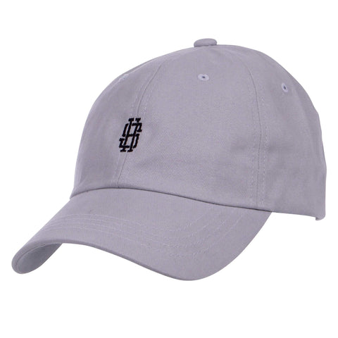 Monogram Dad Hat (Grey)
