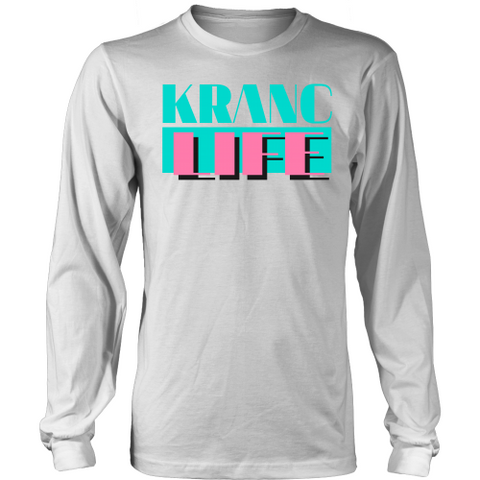 MIAMI VICE Inspired Long Sleeve T-Shirt