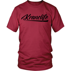 "Kranclife ""Original"" Black Logo T-Shirt"