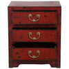 CABT - Chinese Antique Bedside Tables
