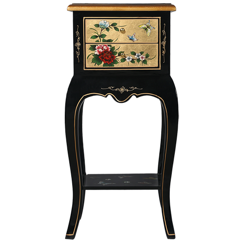 CLPh1 - Chinese Lacquer Phone Table