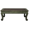 KKTG1 Korean Green Distressed Coffee table