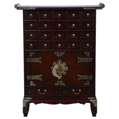 traditional korean furniture. KIMCL-1 Korean Traditional Large Medicine Chest Furniture A