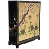 CLSh1 - Chinese Lacquer Shoe Cabinet