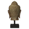 ITBHL Bronze Buddha Head (large)  - Serenity
