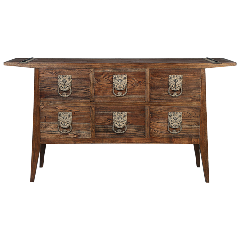 CS6C1 - Chinese Scripture Console - 6 Drawer