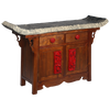 CSZR1- Chinese Scripture Cadenza with Red knobs
